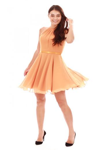 6ixty8ight Elbise Sarı